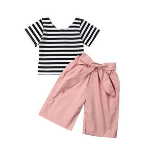 Gwen Outfit Pink / 4 Toddler Set
