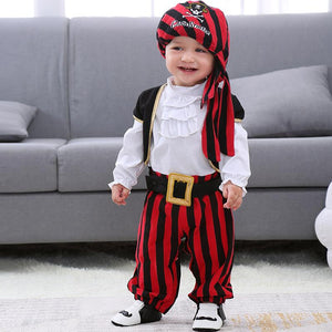 Pirate Costume - Bitsy Bug Boutique