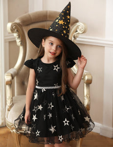 Witch Costume (Multiple Colors) - Bitsy Bug Boutique