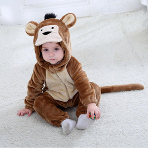 Monkey Costume - Bitsy Bug Boutique