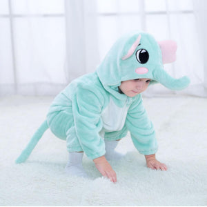 Elephant Costume - Bitsy Bug Boutique
