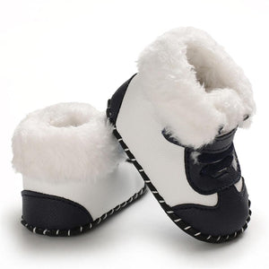 Baby Fur Boots - Bitsy Bug Boutique