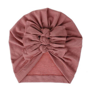 3 Bow Knot Hat - Bitsy Bug Boutique