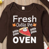 Fresh Outta the Oven Thanksgiving Outfit