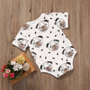 Pug Onesie - Bitsy Bug Boutique