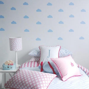 Little Cloud Wall Stickers - Bitsy Bug Boutique