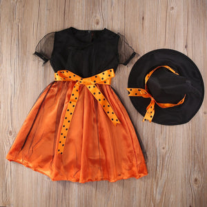 Witch Costume - Bitsy Bug Boutique