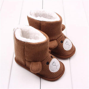 Bear Booties - Bitsy Bug Boutique