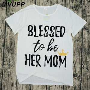 Blessed Matching T-Shirts - Bitsy Bug Boutique