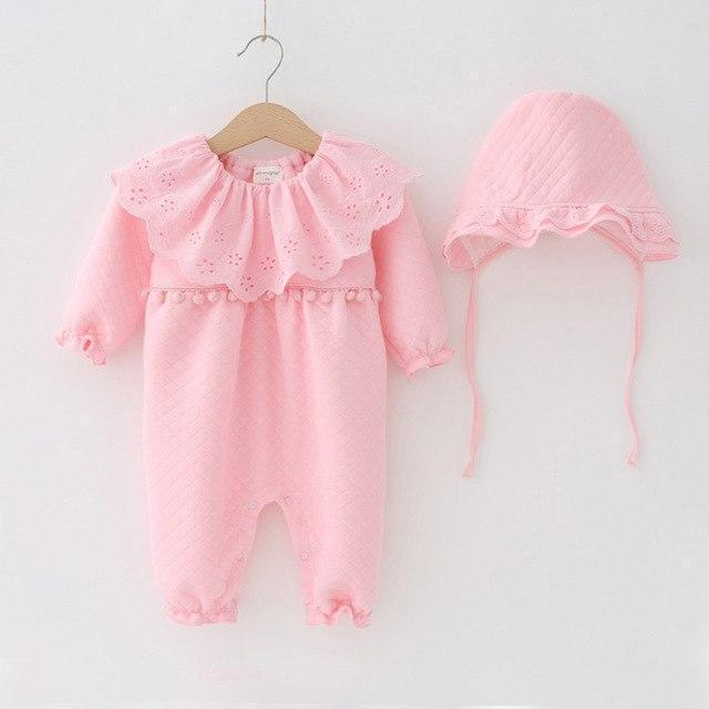 18a681bd7f82 Girls Lace Pink Or White Outfit for Baby and Toddler Girls – Bitsy ...