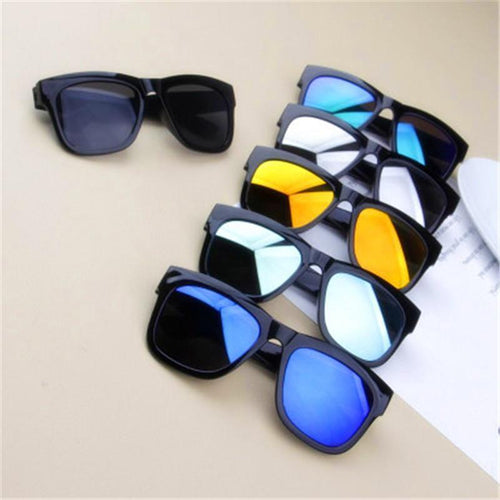 Superfly Square Sunglasses (Multiple Colors)