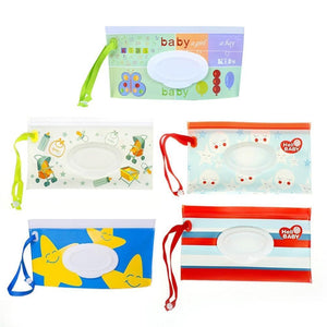Easy Carry Case Wet Wipes Baby Accessories