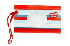 Easy Carry Case Wet Wipes 1Pcs 10 Baby Accessories