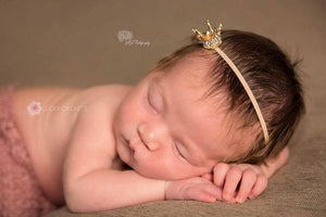 Bitsy Crown Headband (Multiple Colors) - Bitsy Bug Boutique