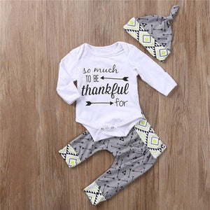 Thankful Outfit - Bitsy Bug Boutique