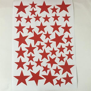 Star Wall Stickers - Bitsy Bug Boutique