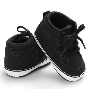 Cade Sneakers (Multiple Colors) Black / 0-6 Mo Shoes
