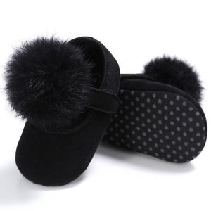 Polly Poof Shoes - Bitsy Bug Boutique