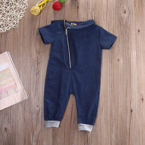 Zipper Onesie - Bitsy Bug Boutique