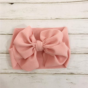 Big Bow Headband - Bitsy Bug Boutique