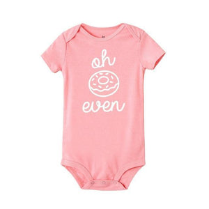 Oh Donut Even Onesie - Bitsy Bug Boutique