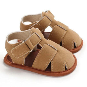 Boy Brand Sandals Light Apricot / 0-6 Mo Shoes