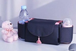 Baby Stroller Organizer Bag (Multiple Colors) - Bitsy Bug Boutique
