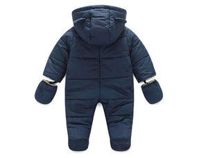 Baby Jacket Jumpsuit (2 Colors)