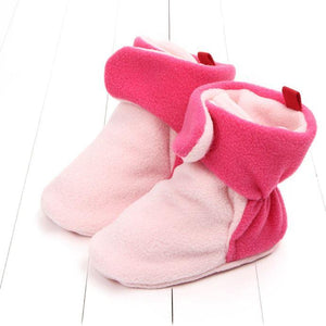 Fleece Booties (Multiple Colors)