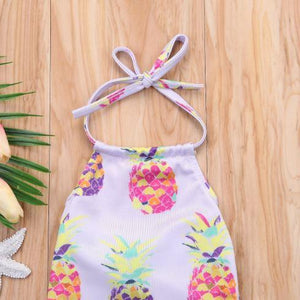 One Piece Pineapple Swimsuit