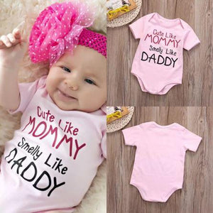 Cute Like Mommy Onesie