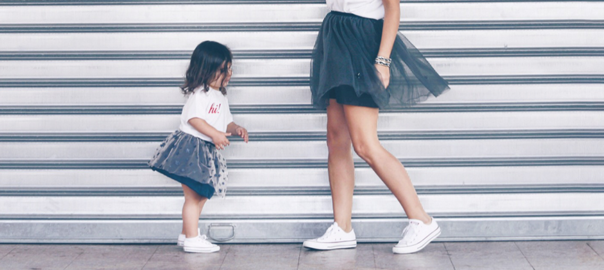 3 Easy Ways To Accessorize Your Mommy and Me Outfits