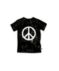 Ripped Peace T-Shirt Set