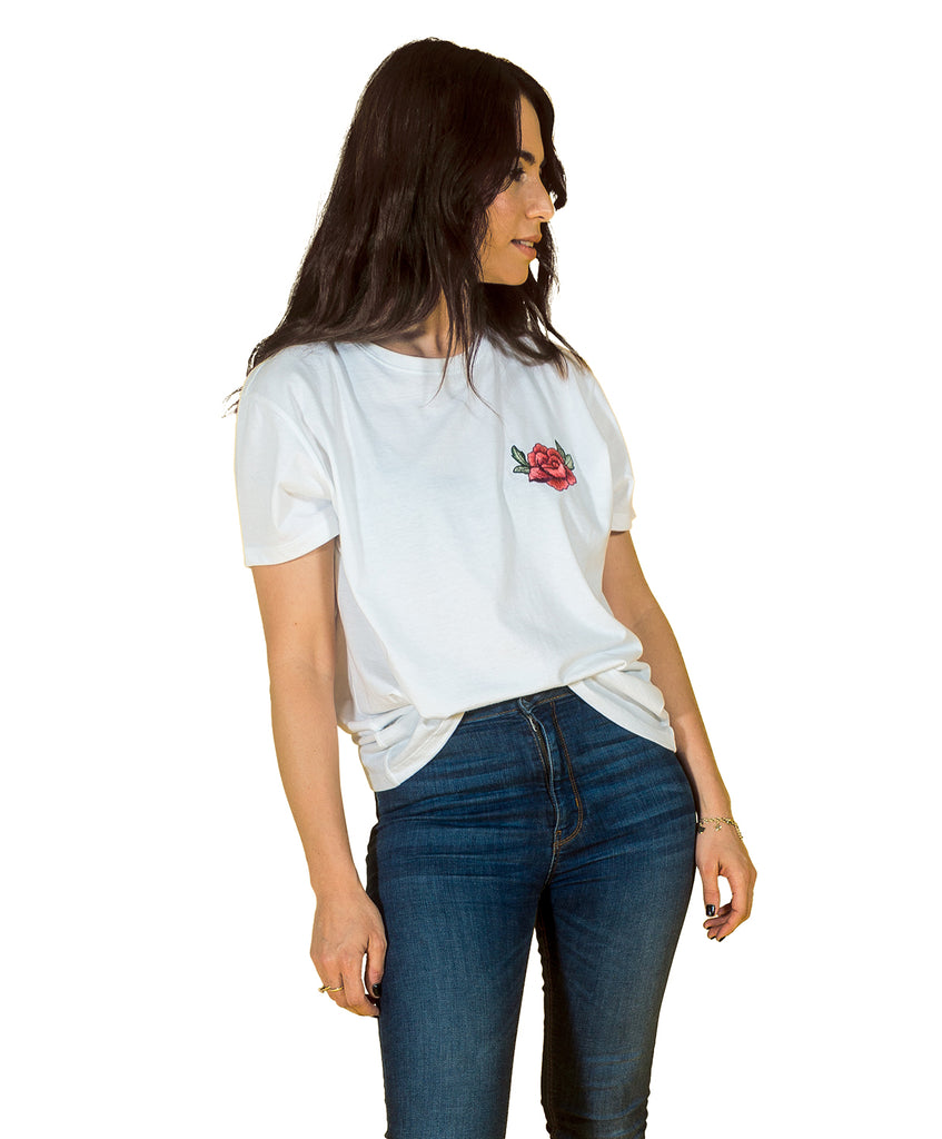 Rose T Shirt JESS AND LOVE