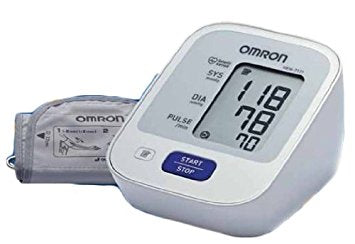 OMRON BLOOD PRESSURE MONITOR HEM 7121 - QMS Surgicals