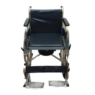 RAINBOW 7 COMMODE WHEEL CHAIR - QMS Surgicals
