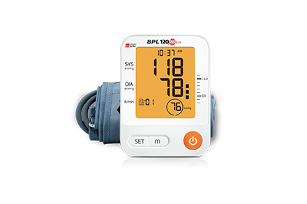 BPL 120 80 B10 BP Monitor - QMS Surgicals