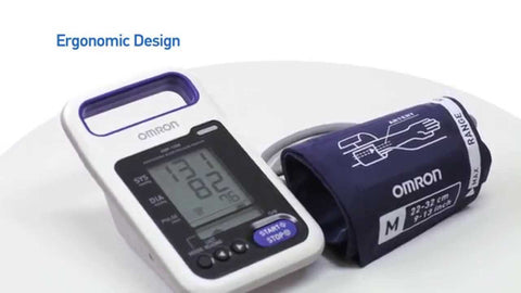 Blood Pressure Monitor HBP-1300 - QMS Surgicals