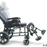 MVP 502 WHEEL CHAIR - QMS Surgicals