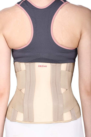 Aktive Support 548 Contoured Sacro Lumbar Support - QMS Surgicals