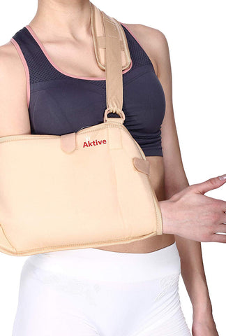 Aktive Support 571 Arm Sling Pouch - QMS Surgicals