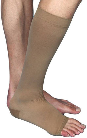 593 BK Compression Stocking - QMS Surgicals