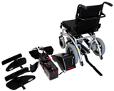 CTM HS-6500 Wheelchair - QMS Surgicals