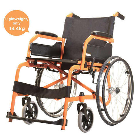 CHAMPION 100-(OR) WHEEL CHAIR - QMS Surgicals
