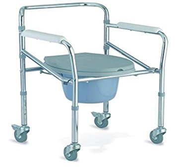 RAINBOW 5 COMMODE CHAIR - QMS Surgicals
