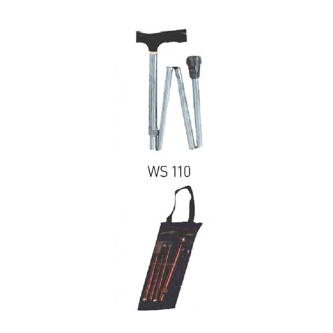 Foldable Walking Stick WS-110