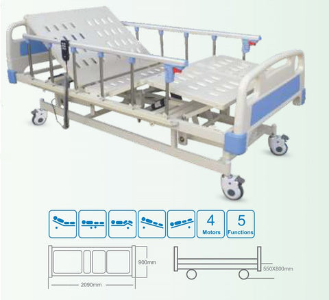 ICU Bed Electric - QMS-907