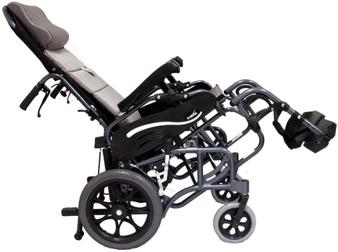 VIP 515 WHEEL CHAIR - QMS Surgicals