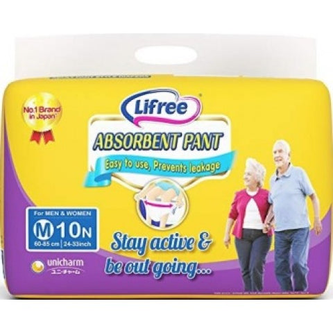 Lifree Adult Absorbent Pant M