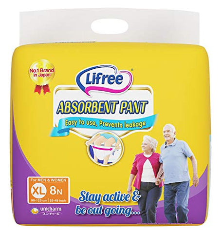 Lifree Adult Absorbent Pant XL